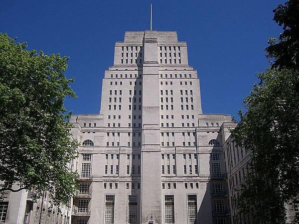 倫敦大學議事大樓