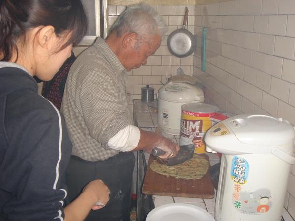 花絮-壽伯切餅