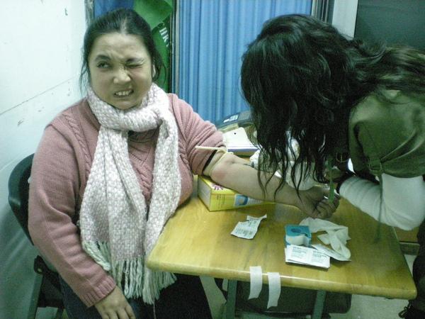 成人健檢-抽血