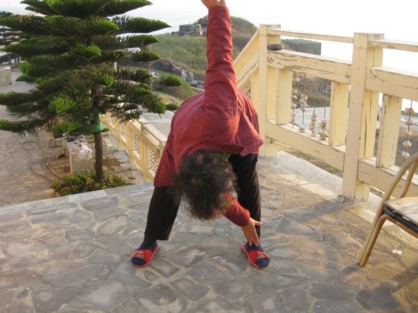 烏坵舞蹈班-示範