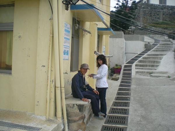社區服務-量血壓