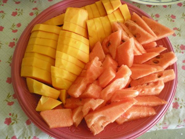 水果拼盤二