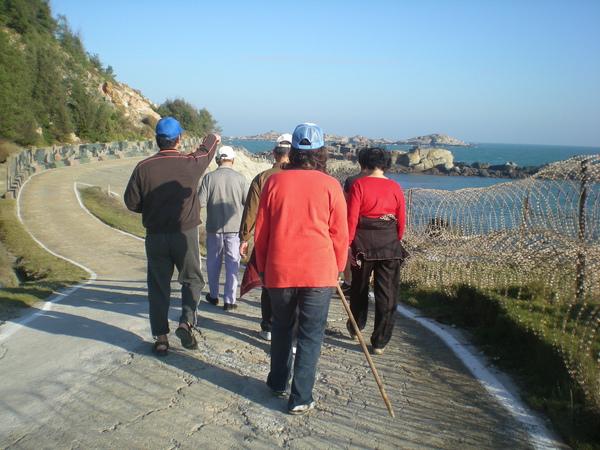 運動-與鄉民一起繞島