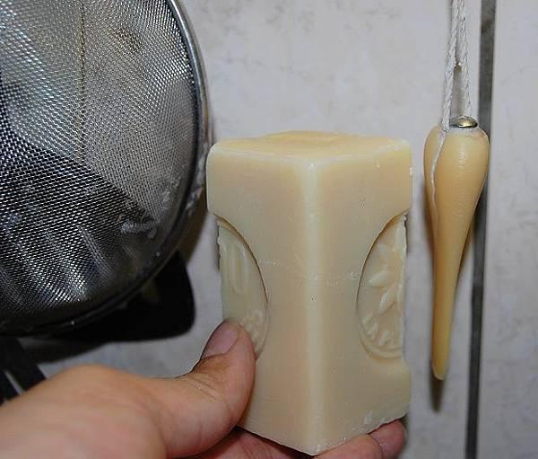 廚房裡的吊皂