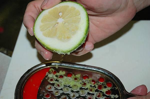 蜂蜜檸檬-磨泥3
