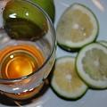 蜂蜜檸檬-倒蜂蜜3