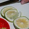 蜂蜜檸檬-切片2