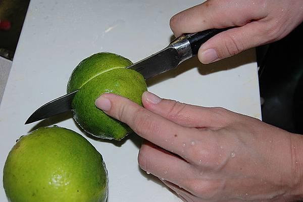 檸檬-對切1