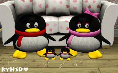 QQ Penguin Deco Dolls.jpg