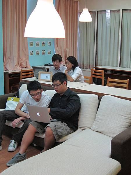 3F 共同工作空間-1 (W303室)