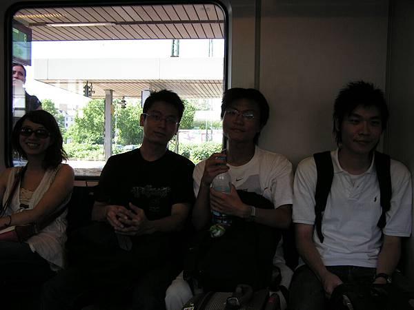 另一種火車上
