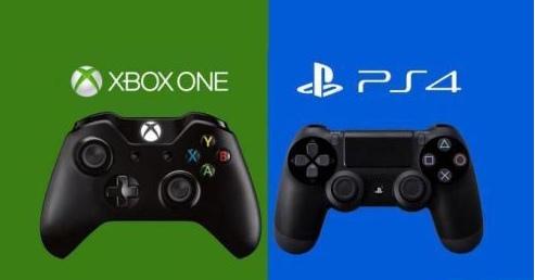 PS4 VS. Xbox one