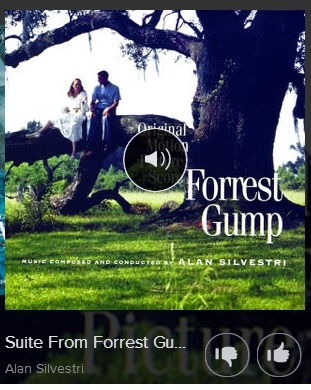 Suite From forrest gump