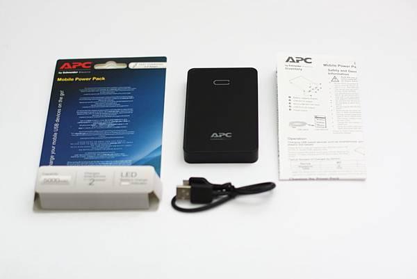 APC 行動電源 1