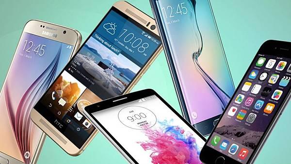 2015最佳智慧型手機