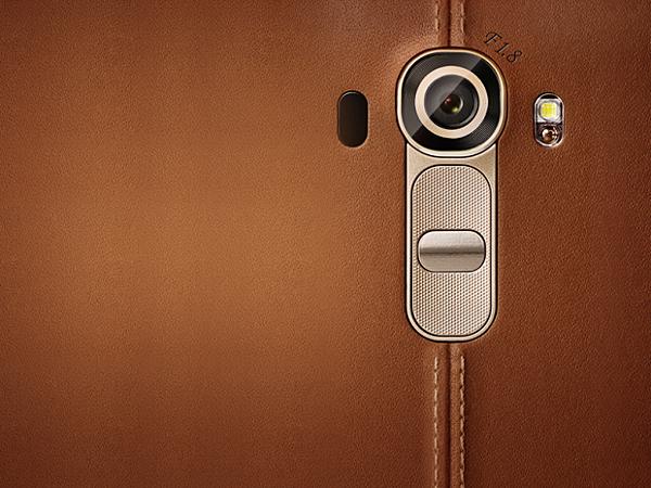 LG G4 皮革
