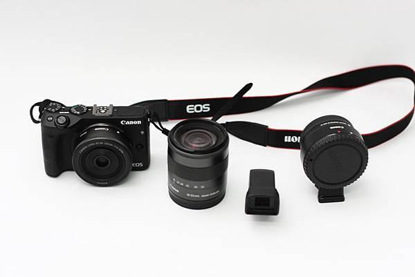 EOS M3配件