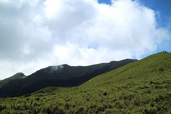 合歡山 西峰 北峰