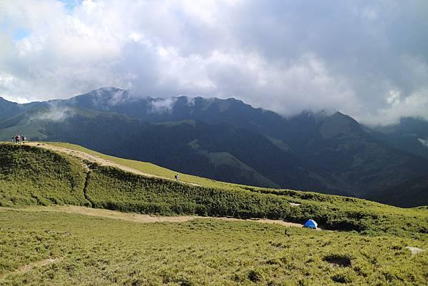 合歡山 西峰 北峰1