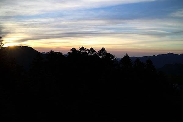 合歡山 西峰 北峰9