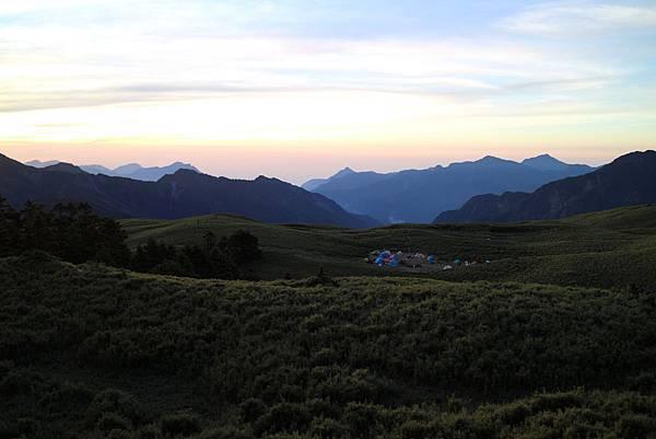 合歡山 西峰 北峰10