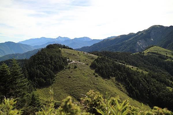 合歡山 西峰 北峰11