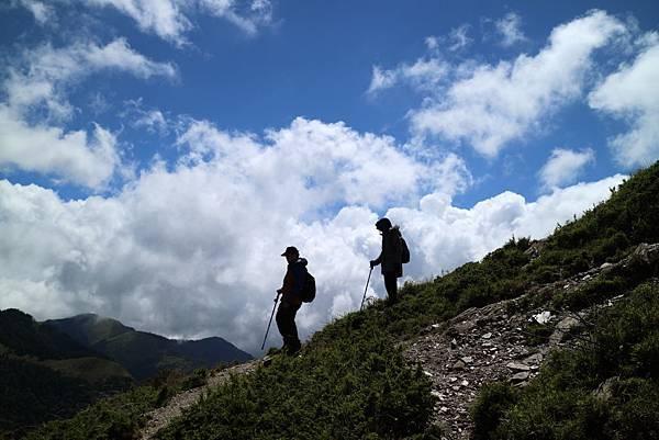 合歡山 西峰 北峰12