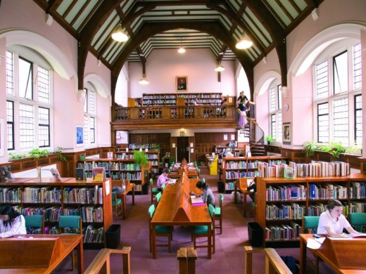 Roedean-Library