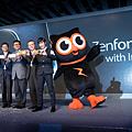 華碩ZenFone Zoom千人體驗嘉年華各界貴賓站台