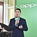 OPPO台灣總經理何濤安表示OPPO將持續深耕台灣,未來更將設立售後服務中心,讓消費者在全台都可以輕易找到OPPO的足跡。.png