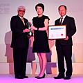 台灣之星榮獲「亞洲企業社會責任獎」肯定,奪健康衛生推廣獎,是台灣電信史上,首家榮獲此殊榮的業者。