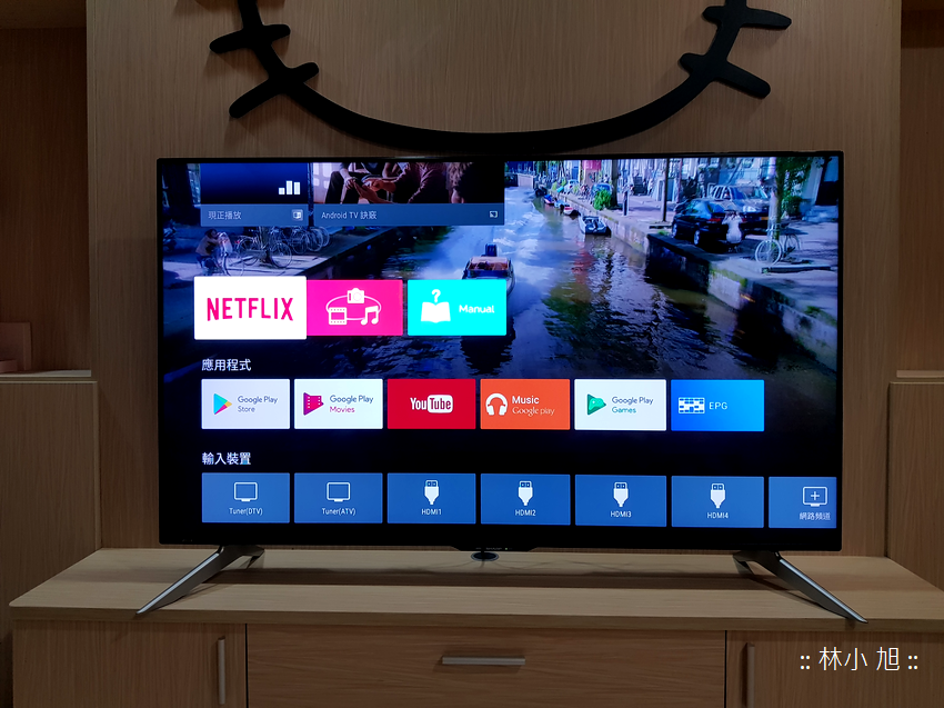 SHARP 夏普 60 吋 4K 智慧連網 Android TV 液晶電視 (LC-60UA6800T) 開箱 (27).png