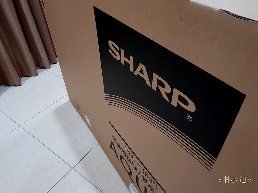 SHARP 夏普 60 吋 4K 智慧連網 Android TV 液晶電視 (LC-60UA6800T) 開箱 (1).png