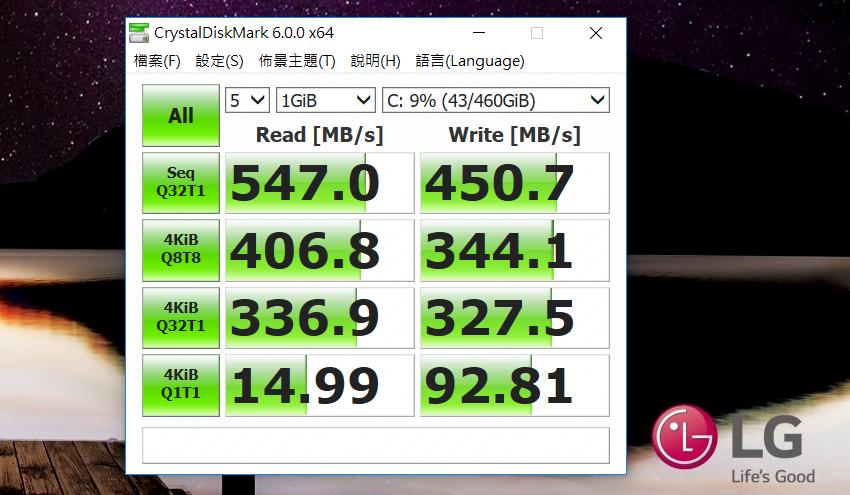 LG gram 輕巧筆記型電腦開箱-效能測試 (32).png