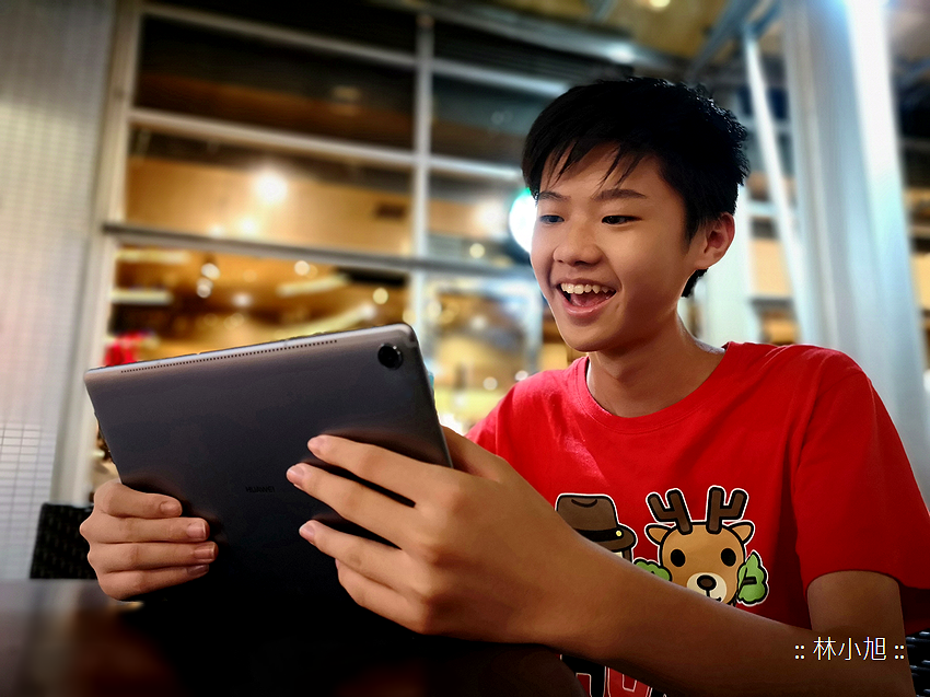 HUAWEI MediaPad M5 平板電腦開箱(ifans 林小旭) (5).png