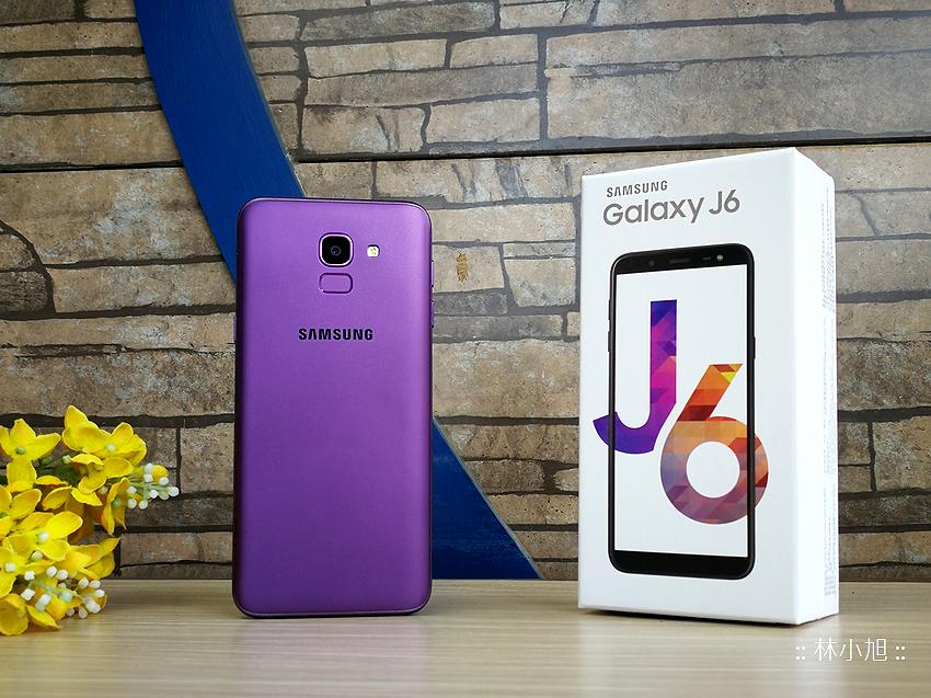 Samsung Galaxy J6 平價全螢幕自拍機開箱(ifans 林小旭) (21).png