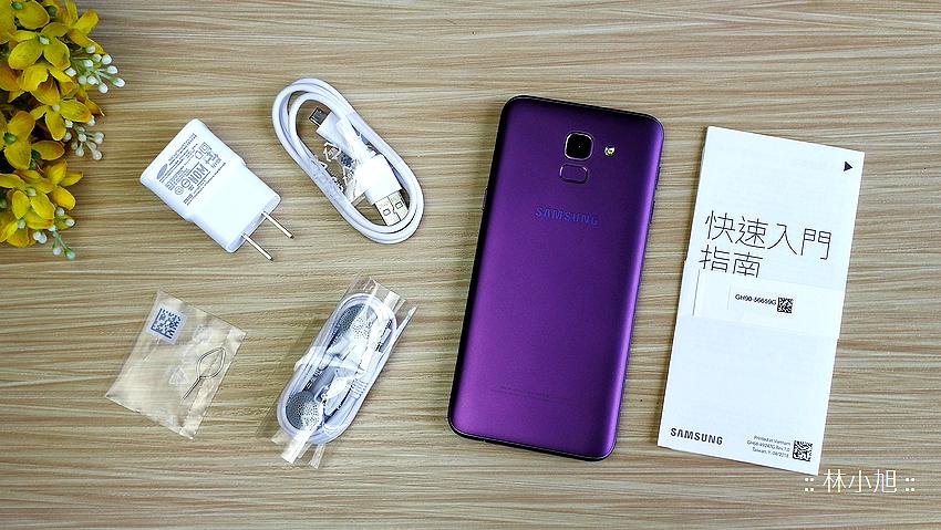Samsung Galaxy J6 平價全螢幕自拍機開箱(ifans 林小旭) (5).png