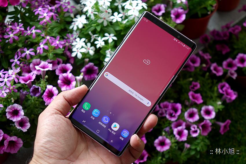 三星 Samsung Galaxy Note 9 開箱 (ifans 林小旭) (17).png