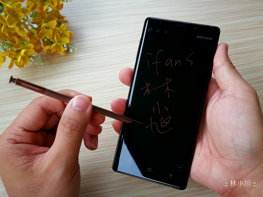 三星 Samsung Galaxy Note 9 開箱 (ifans 林小旭) (61).png