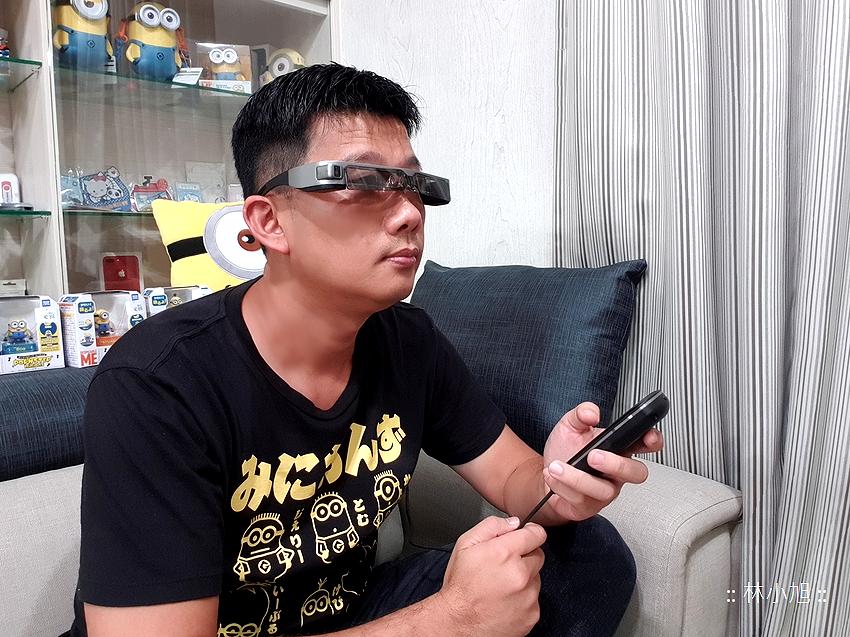 EPSON Moverio BT-300 擴增實境 AR 智慧眼鏡開箱(ifans 林小旭) (28).png