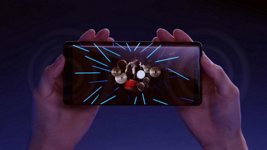 Xperia XZ3擁有來自Sony 集團創新技術,涵蓋電視科技、影像、音效、遊戲等創新科技,再次挑戰手機沉浸式娛樂體驗!(1).png