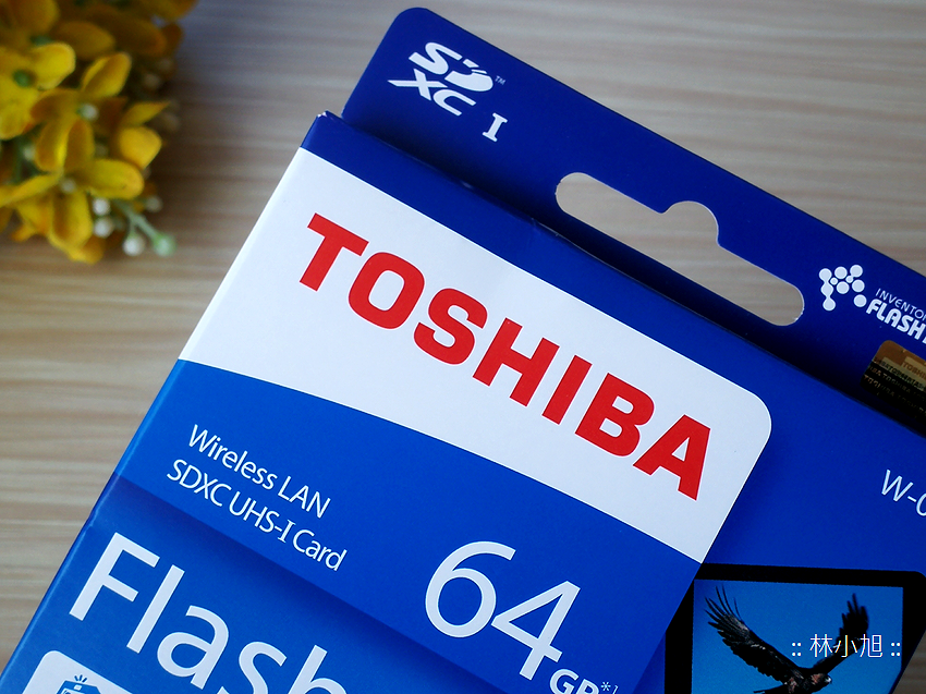 Toshiba Flash Air 無線傳輸記憶卡 W-04 開箱(ifans 林小旭) (8).png