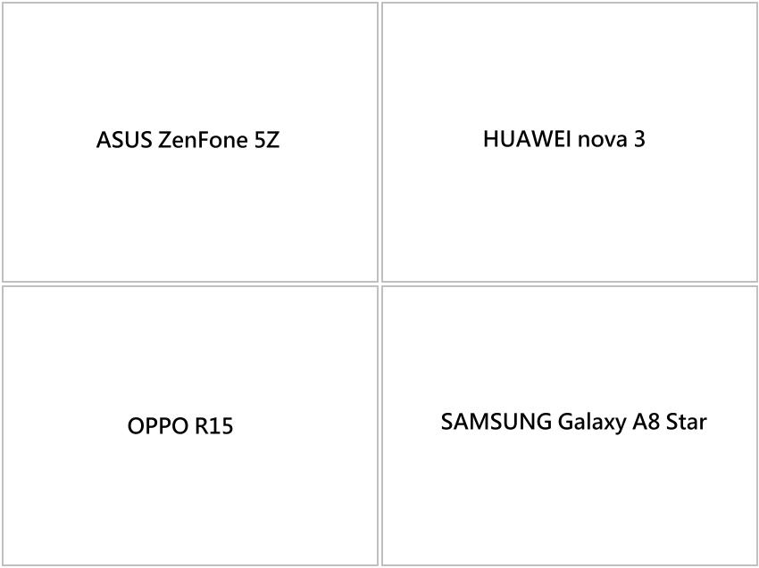 四款中階機拍照對戰!ASUS ZenFone 5Z、HUAWEI nova 3、OPPO R15 以及 SAMSUNG Galaxy A8 Star 日夜拍照廝殺比較 (ifans 林小旭) (2).png