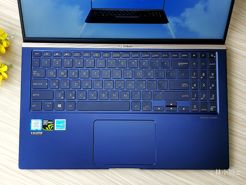 ASUS 華碩 ZenBook 15 筆記型電腦開箱 (ifans 林小旭) (10).png