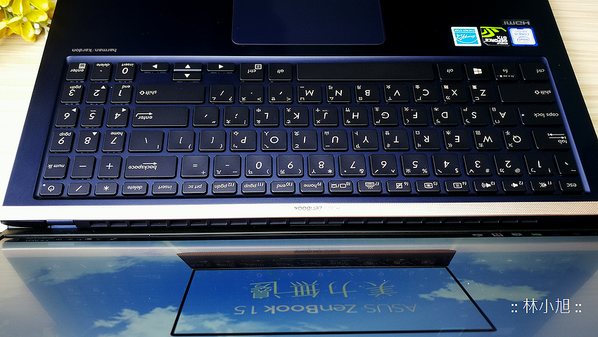ASUS 華碩 ZenBook 15 筆記型電腦開箱 (ifans 林小旭) (23).png