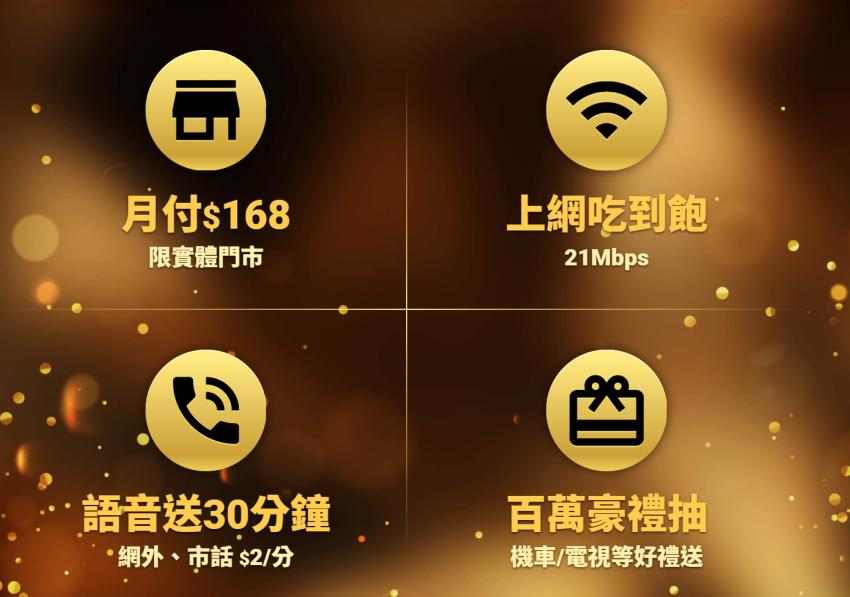 亞太電信壹網打勁 168 吃到飽限時方案 (ifans 林小旭) (4).png