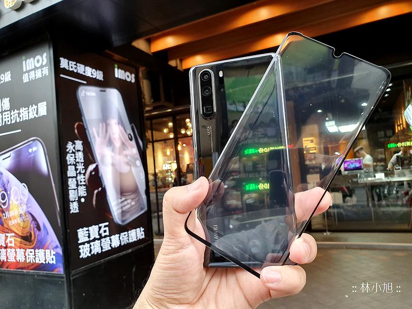 HUAWEI P30 Pro 專屬 imos 螢幕玻璃保護貼與膜斯密碼機身包膜推薦 ( 林小旭) (6).png