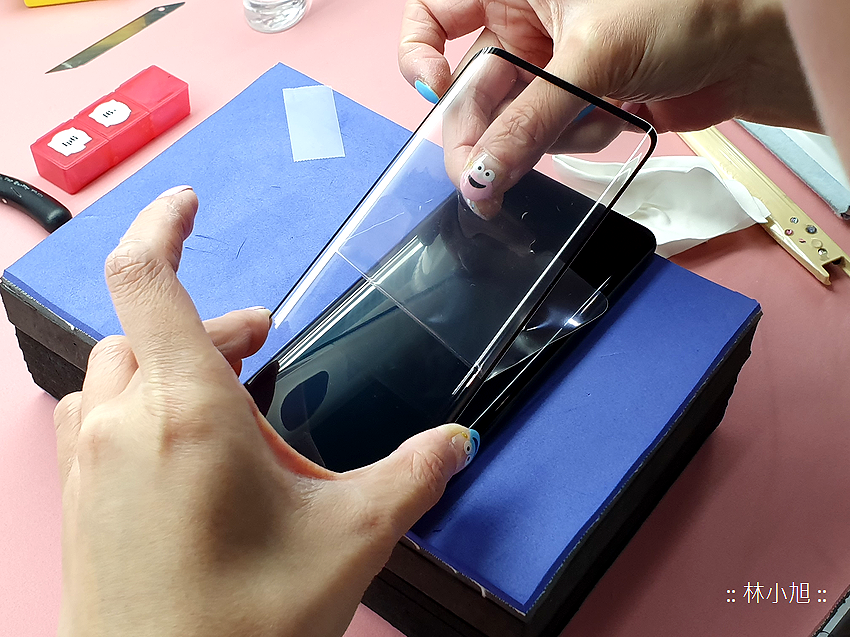 HUAWEI P30 Pro 專屬 imos 螢幕玻璃保護貼與膜斯密碼機身包膜推薦 ( 林小旭) (9).png