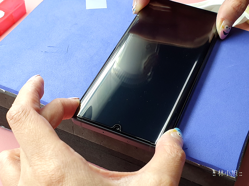 HUAWEI P30 Pro 專屬 imos 螢幕玻璃保護貼與膜斯密碼機身包膜推薦 ( 林小旭) (10).png