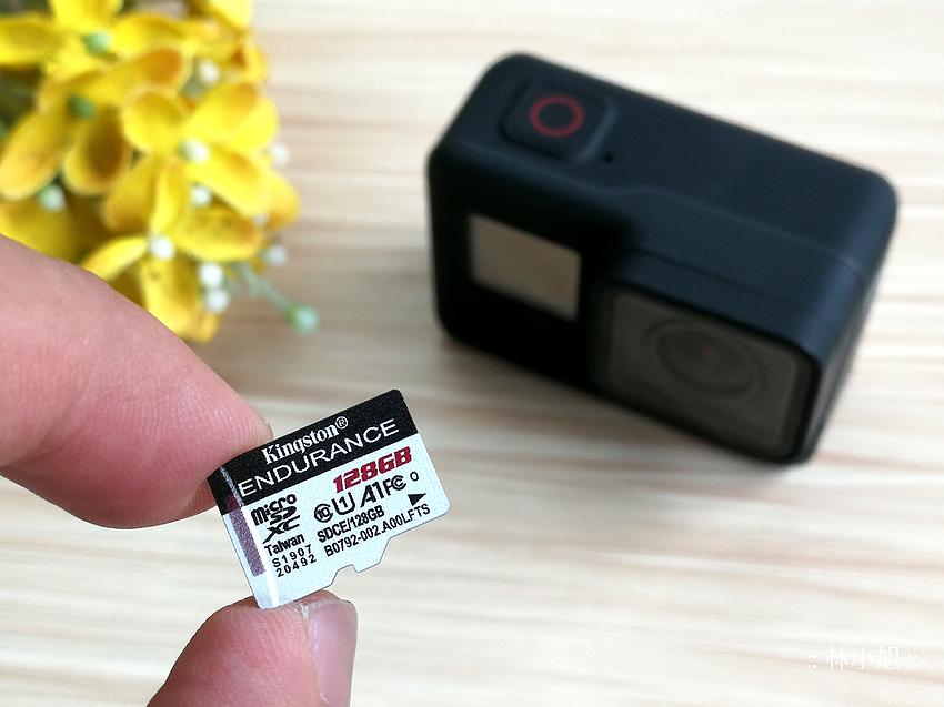 金士頓 Kingston microSD HIGH ENDURANCE UHS-I U1 行車記錄器與運動攝影專用高速記憶卡開箱 (ifans 林小旭) (13).png